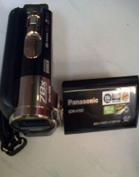 Camcorder Panasonic HDR-H101
